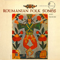 Roumanian Folk Songs and Dances