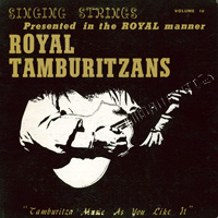 Singing Strings Presented in the Royal Manner - Volume IV