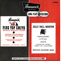 Pine Top Smith and Jelly Roll Morton