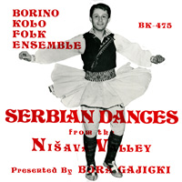 Serbian Dances from The Nišava Valley