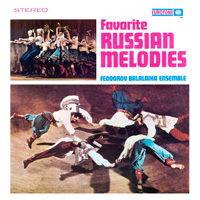 Favorite Russian Melodies