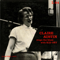 Claire Austin Sings the Blues
