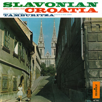 Slavonian Songs and Dances from Croatia