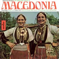 Songs and Dances of Macedonia
