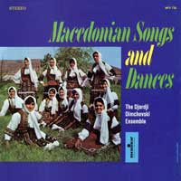 Macedonian Songs and Dances