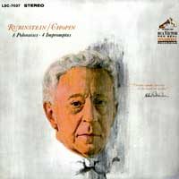 Rubinstein/Chopin