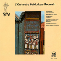 L' Orchestra Folkloric Roumain Benone Damian