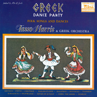 Greek Dance Party