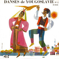 Danses de Yugoslavie No 2