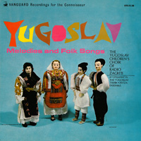 Yugoslav Melodies and Folk Songs